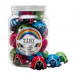 Tiny Copehagen - Træk-op mariehøne legetøj